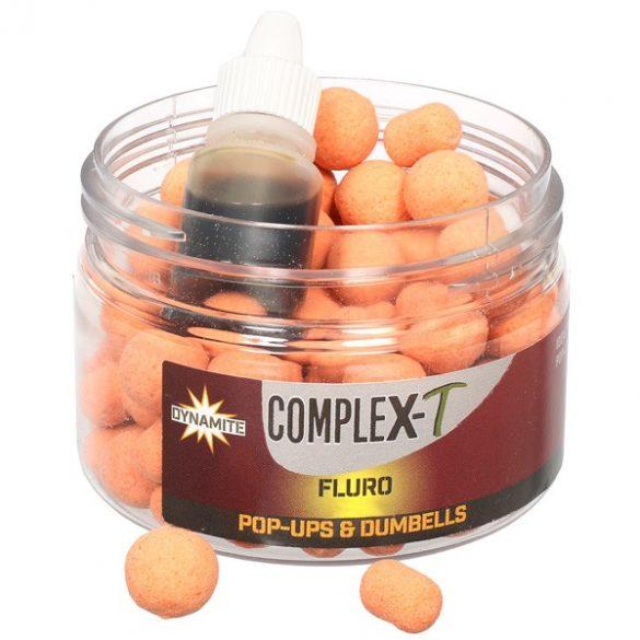 Dynamite Baits Complex-T Fluro pop up bojli 15mm