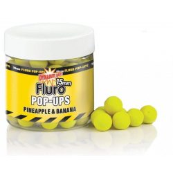Dynamite Baits Pineapple&Banana Fluro Pop Up Bojli 10mm