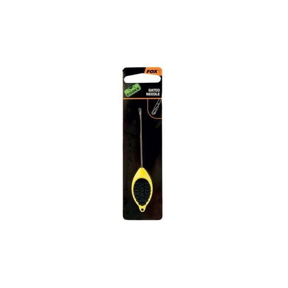 Fox Gated Needle -Vékony kapcsos fűzőtű