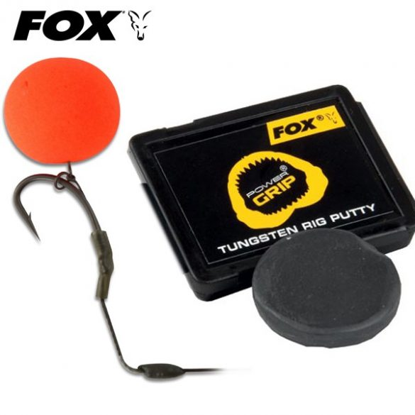 Fox Power Grip Rig Putty - Ólompaszta