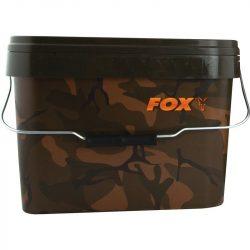 Fox Camo Bucket - Terepmintás vödör 10L