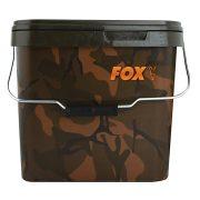 Fox Camo Bucket - Terepmintás vödör 17L