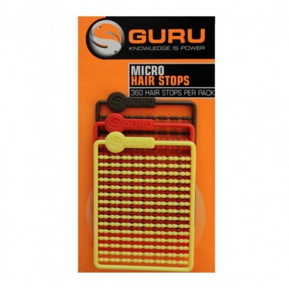 Guru Micro Hair Stops - Csali stopper