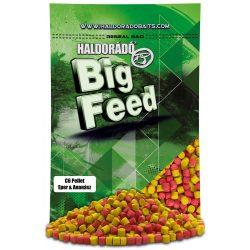 Haldorádó Big Feed C6 Pellet Eper-Ananász 900g