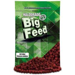 Haldorádó Big Feed C6 Pellet Fűszeres Kolbász 900g