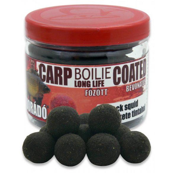 Haldorádó Carp Bojli Long Life Coated-Black Squid