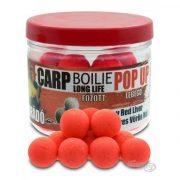 Haldorádó Carp Bojli Pop Up - Spicy Red Liver