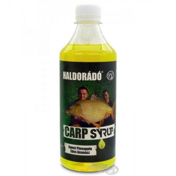 Haldorádó Carp Syrup - Sweet Pineapple