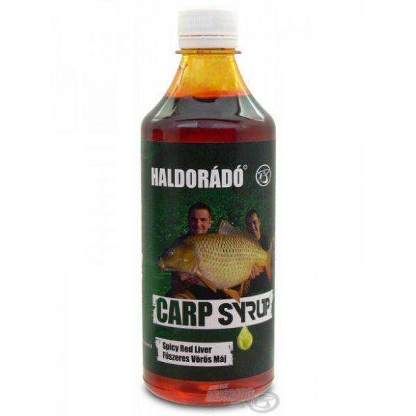 Haldorádó Carp Syrup - Spicy Red Liver