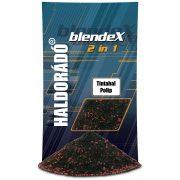 Haldorádó Blendex 2in1 Etetőanyag Tintahal+Polip