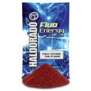 Haldorádó Fluo Energy - Chilis Tintahal etetőanyag