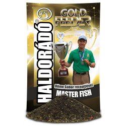 Haldorádó Gold Feeder - Master Fish etetőanyag