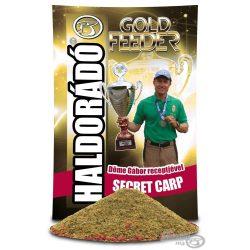 Haldorádó Gold Feeder Secret Carp Etetőanyag