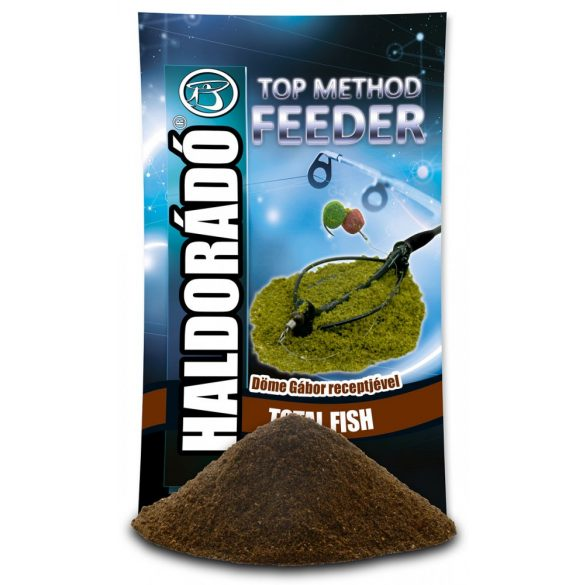 Haldorádó Top Method Feeder-Total Fish