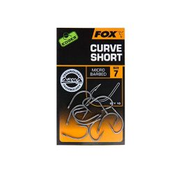Fox Curve Short horog 4-es méret