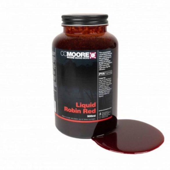 CC Moore Liquid Robin Red - Folyékony Robin Red