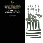 Gardner Clip Kit Session Pack-Szerelék szett