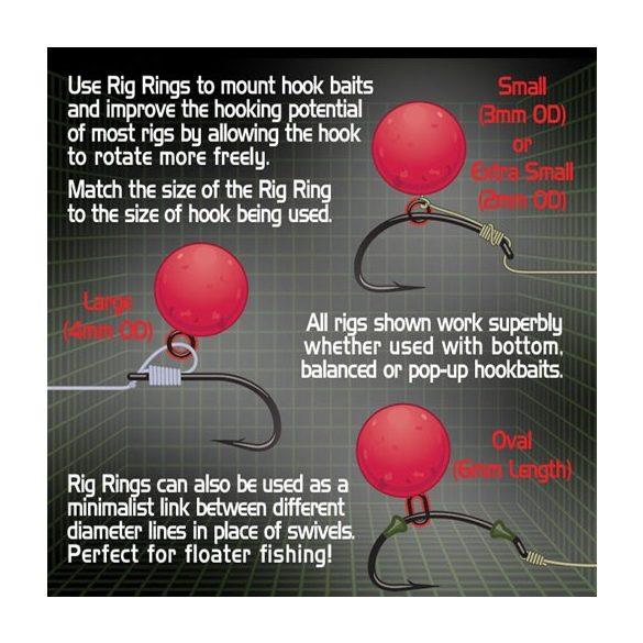 Gardner Rig Rings small - Fémkarika