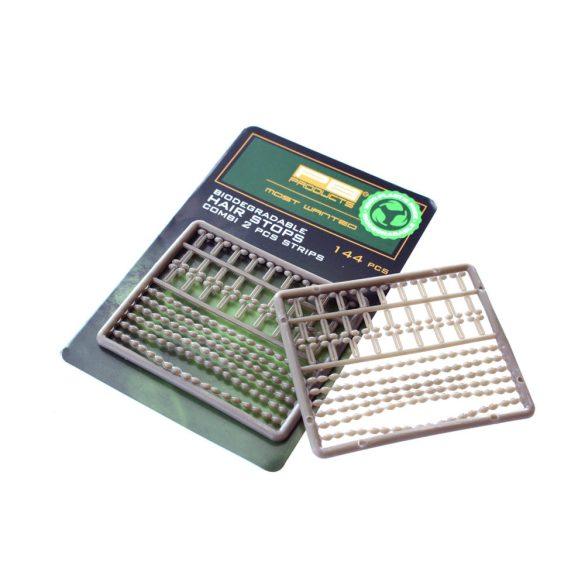 PB Products Hair Stops Combi Rack-Kombinált csali stopper