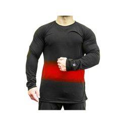 Heat Lucky Fűthető aláöltözet fekete felső XL