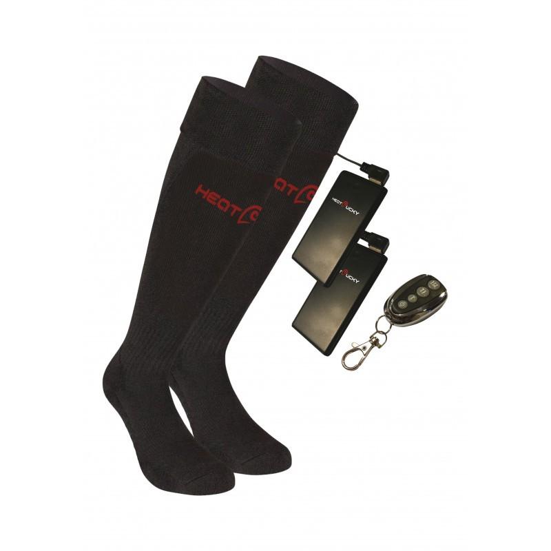 d315d15a18f5 Heat Lucky Fűthető zokni távirányítóval 42-46 méret - Minőségi ...