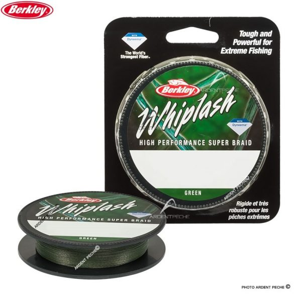 Berkley Whiplash Fonott zsinór 110m 0.10mm