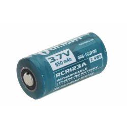 Olight Litium-ion akkumulátor 3.7V 650 mAH
