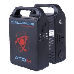 Powapacs - ATOM 78 - Hordozható nagy teljesítményű akkumulátor 78,000 mAh