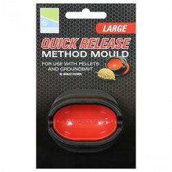 Preston Quick Release Method Modul töltőszerszám Large