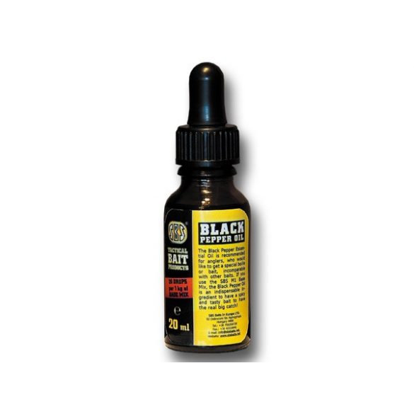SBS Black Pepper Oil