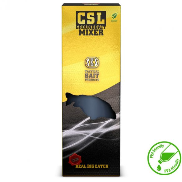 SBS CSL Groundbait Mixer Squid&Octopus 1 Liter