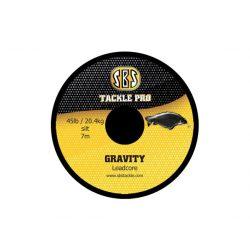 SBS Gravity Leadcore - ólombetétes előkezsinór 45LB