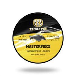 SBS Masterpiece Tapered Mono Leaders dobóelőke