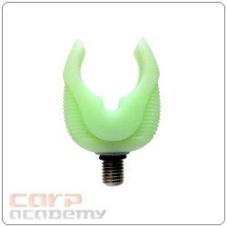 Carp Academy gumis bottartó fej fluo széles 2db