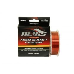 Nevis Red Carp Feeder damil 300m / 0,25mm
