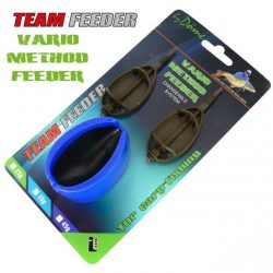Team Feeder Vario Method Feeder kosár szett 35g