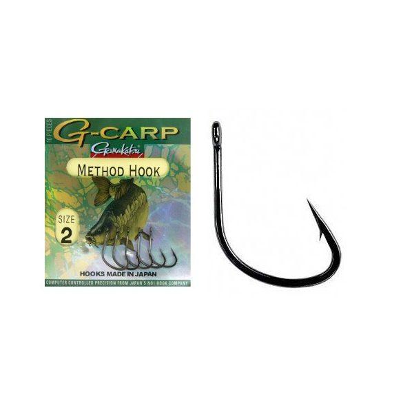 Gamakatsu G-Carp Method horog 4