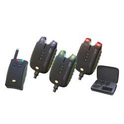 Carp Academy Sensor WDX kapásjelző szett 3+1