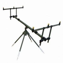 Carp Academy Silencer Rod Pod - 4 Lábú