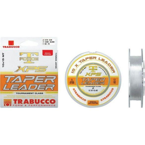 Trabucco Taper Leader-Dobóelőke 0.26mm-0.57mm