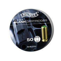 Walther 8mm Riasztó Lőszer