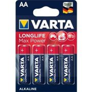 Varta Longlife Max Power AA ceruza elem 4db/cs