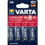Varta Longlife Max Power AA ceruza elem 4db/cs