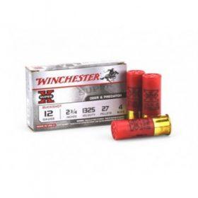 Buckshot ammunition